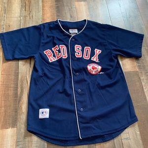 Boston Red Sox jersey top shirt hypebeast
